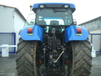 Tracteur agricole New Holland T7550ELITE - 3