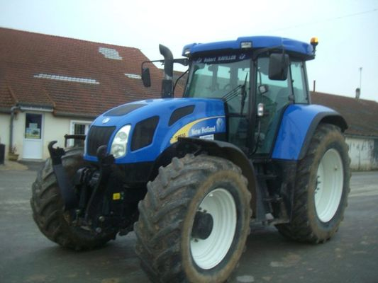 Tracteur agricole New Holland T7550ELITE - 1