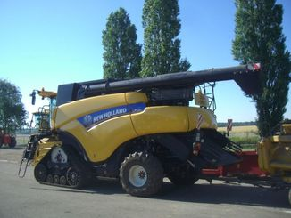 Moissonneuse batteuse New Holland CR9080ST - 2