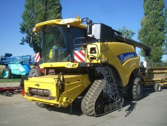 Moissonneuse batteuse New Holland CR9080ST - 1