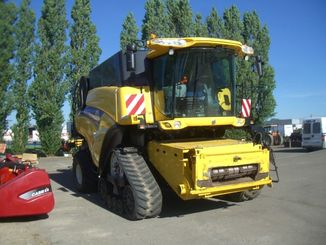 Moissonneuse batteuse New Holland CR9080ST - 3