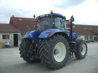 Tracteur agricole New Holland T7.235AC - 7
