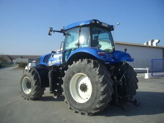 Tracteur agricole New Holland T8.390UCSWII - 4