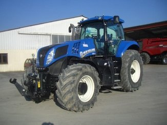 Tracteur agricole New Holland T8.390UCSWII - 1
