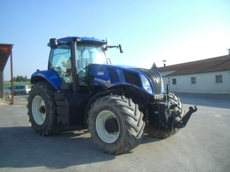 Tracteur agricole New Holland T8.390UCSWII - 9