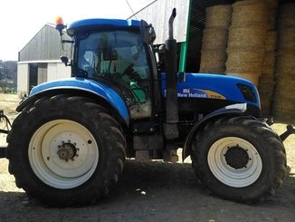 Tracteur agricole New Holland T7030ELITE - 1