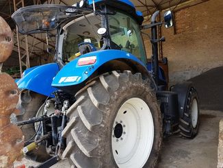 Tracteur agricole New Holland T7.200AC - 6