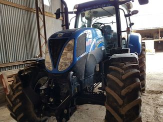 Tracteur agricole New Holland T7.200AC - 1