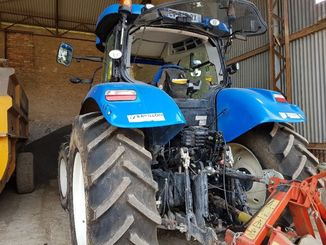 Tracteur agricole New Holland T7.200AC - 2