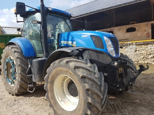 Tracteur agricole New Holland T7.250AC - 1