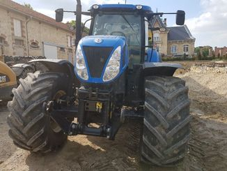 Tracteur agricole New Holland T7.250AC - 2