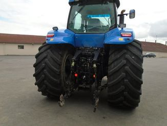 Tracteur agricole New Holland T8050 - 10