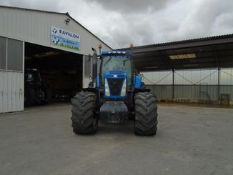 Tracteur agricole New Holland T8050 - 3