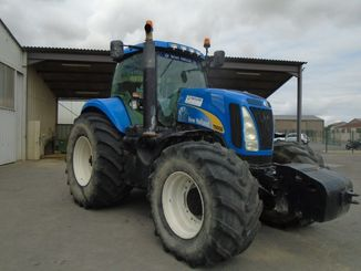 Tracteur agricole New Holland T8050 - 9