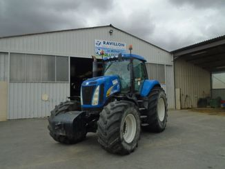 Tracteur agricole New Holland T8050 - 1