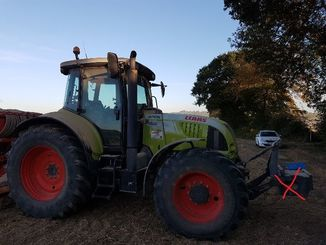 Tracteur agricole Claas ARION630 - 3