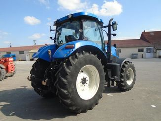 Tracteur agricole New Holland T7.185 - 6