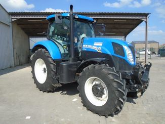Tracteur agricole New Holland T7.185 - 4