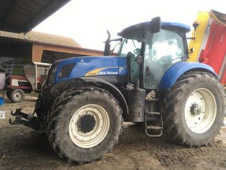 Tracteur agricole New Holland T7040 - 3