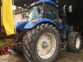 Tracteur agricole New Holland T7040 - 2