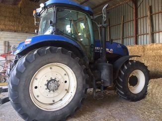 Tracteur agricole New Holland T7.235PC - 5