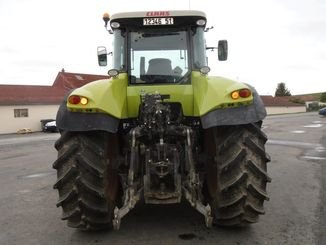 Tracteur agricole Claas AXION810 - 5