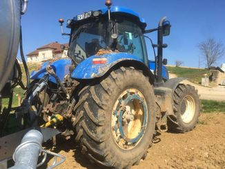 Tracteur agricole New Holland T7.260AC - 2