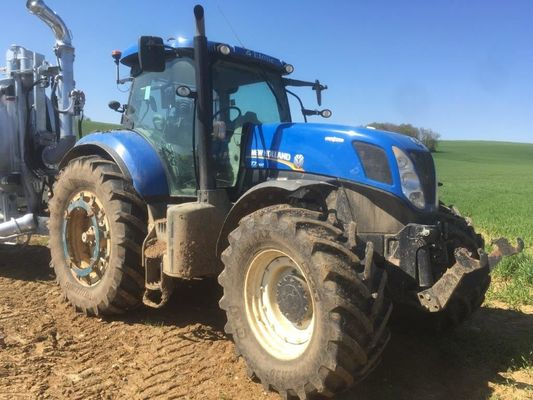 Tracteur agricole New Holland T7.260AC - 1