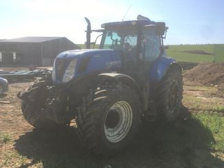 Tracteur agricole New Holland T7.260AC - 4
