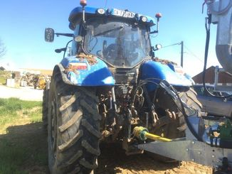Tracteur agricole New Holland T7.260AC - 3