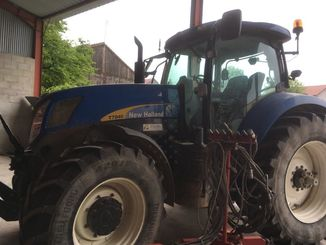 Tracteur agricole New Holland T7040PC - 1
