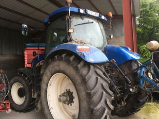 Tracteur agricole New Holland T7040PC - 2