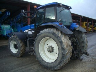 Tracteur agricole New Holland TM175 - 2