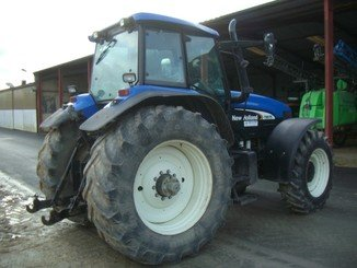 Tracteur agricole New Holland TM175 - 3