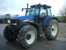 Tracteur agricole New Holland TM175
