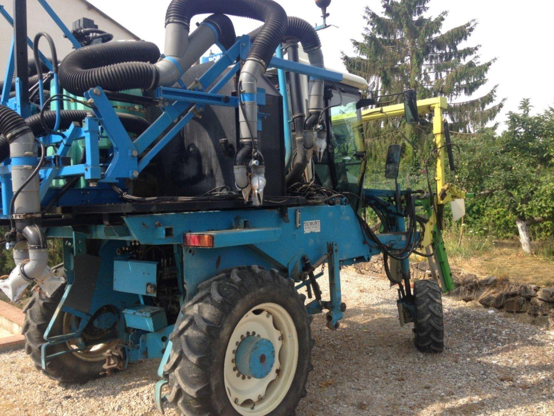 tracteur enjambeur bobard 884  u00e0 vendre sur ravillon