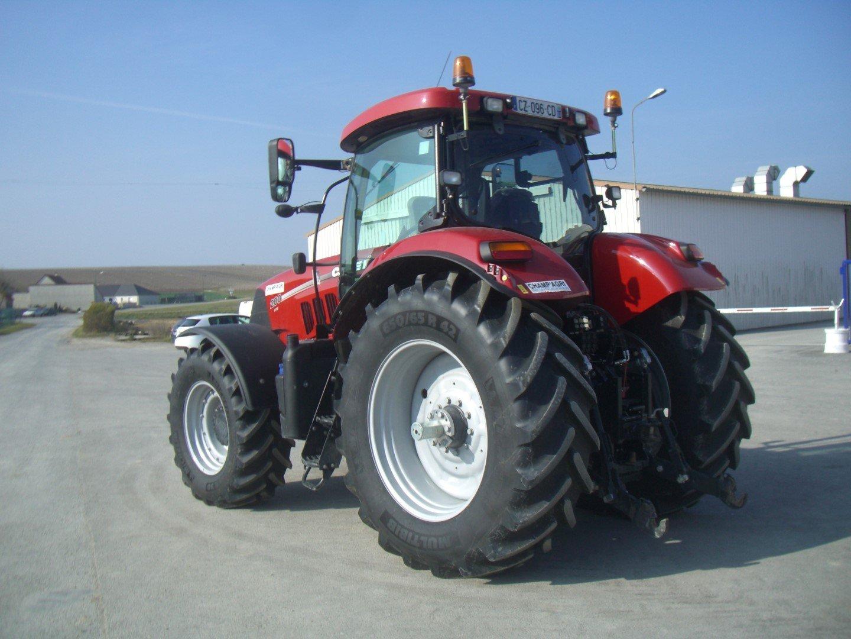 Tracteur agricole case ih pumacvx200ep vendre sur ravillon for Case agricole